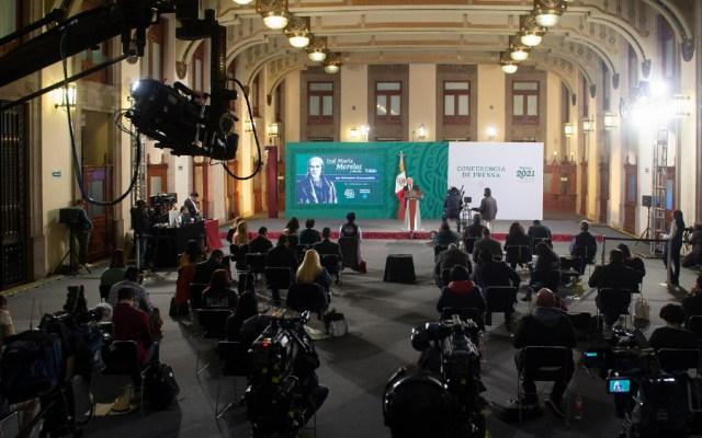'Ayúdenme a encontrar los libros de la UNAM durante el período neoliberal', conferencia AMLO (26-10-2021) - AMLO conferencia López Obrador