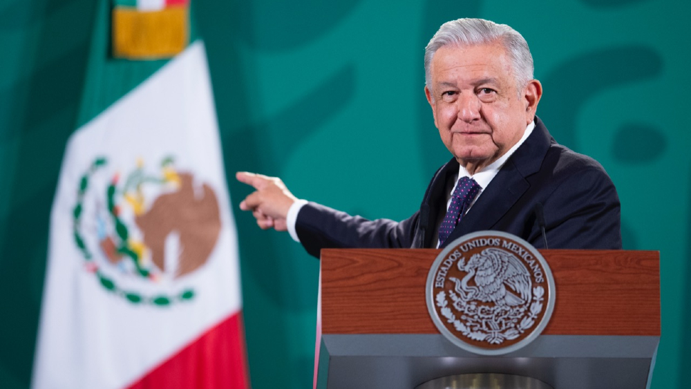 No tengo preferido o preferida: López Obrador sobre sucesión presidencial - AMLO López Obrador confe 2 12oct21