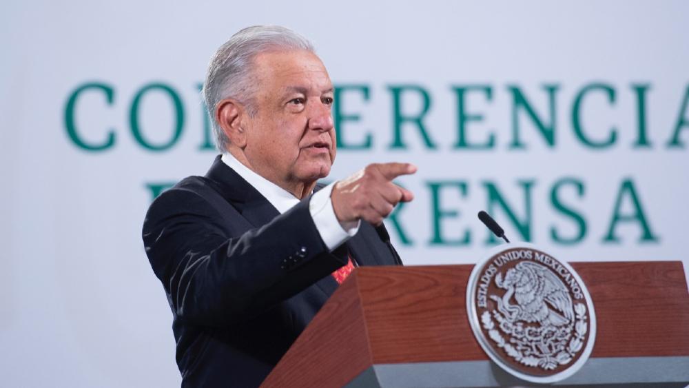 """Ley de Ingresos y Presupuesto 2022 es lo que """"más conviene al país"""": AMLO - AMLO López Obrador conferencia Presupuesto"""