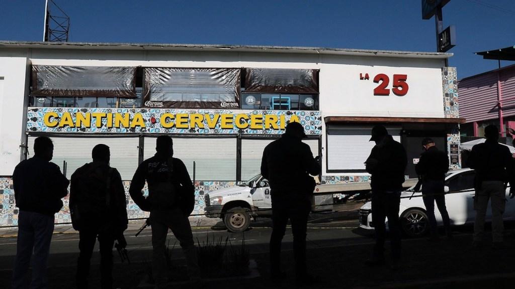 Identifican a tres víctimas de ataque a bar de Morelia - Identifican a tres víctimas de ataque a bar de Morelia. Foto de EFE
