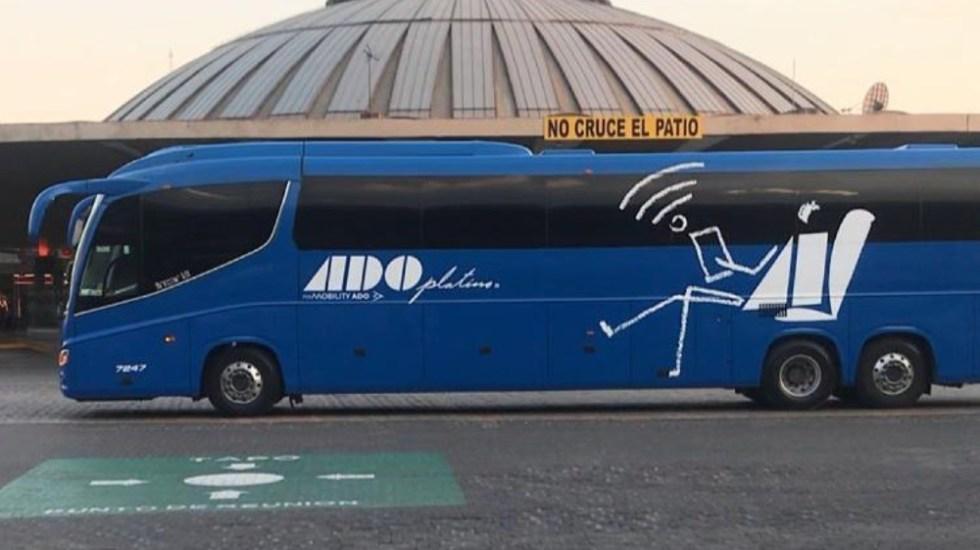 ADO pedirá identificación oficial y estatus migratorio a extranjeros - autobuses ADO