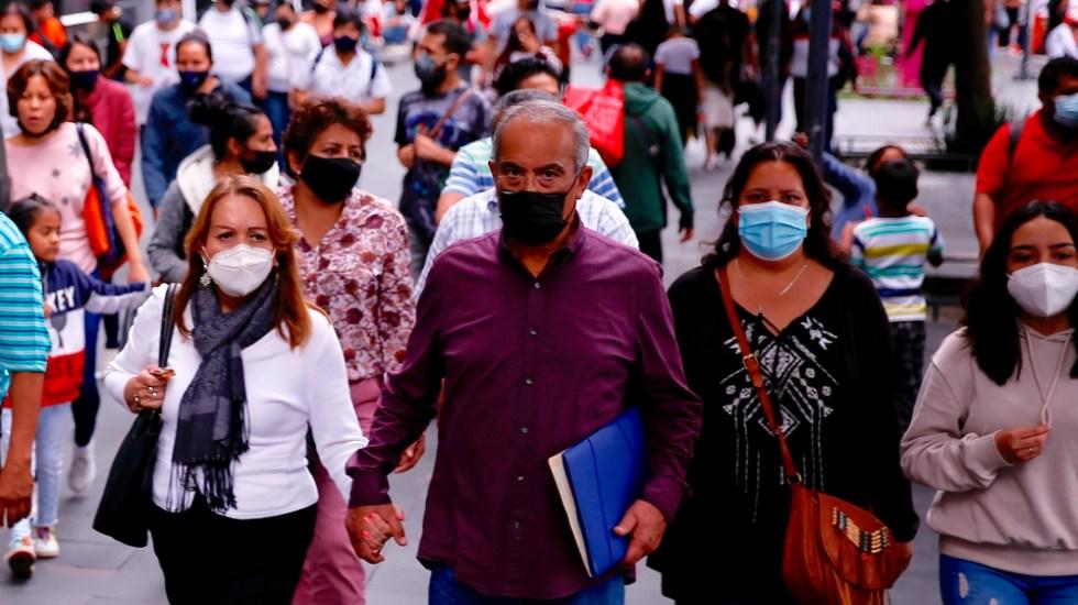 Van 10 semanas de reducción en epidemia de COVID-19 en México: López-Gatell - Ciudad de México CDMX COVID coronavirus