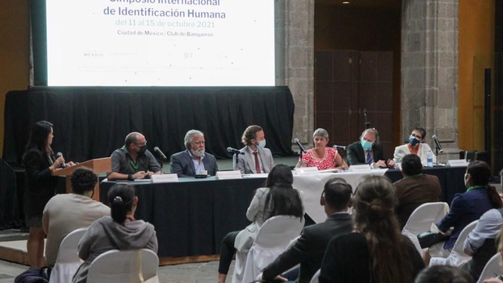 México enfrenta crisis forense pide crear banco nacional de datos genéticos - México enfrenta crisis forense y pide crear banco nacional de datos genéticos. Foto de Twitter Alejandro Encinas