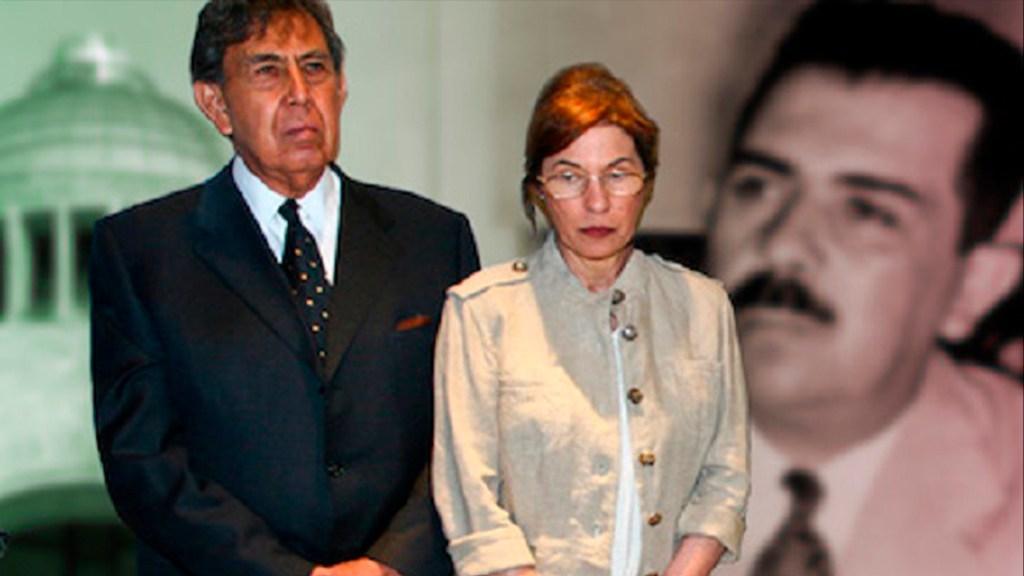 Murió la señora Celeste Batel, esposa del ingeniero Cuauhtémoc Cárdenas