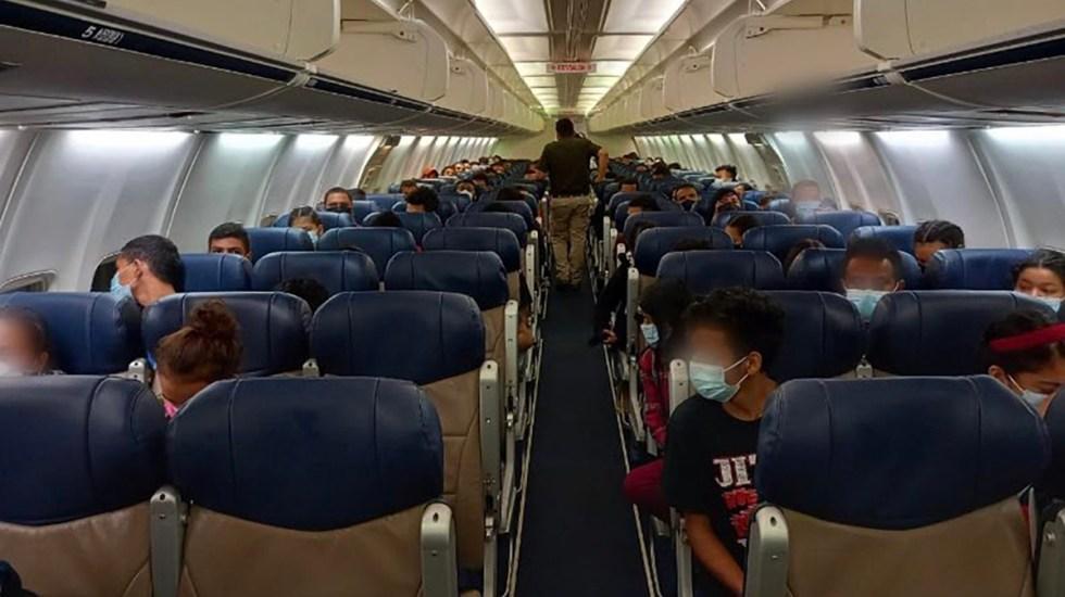 Van más de 41 mil hondureños deportados desde México y EE.UU. - Deportación desde México de hondureños indocumentados
