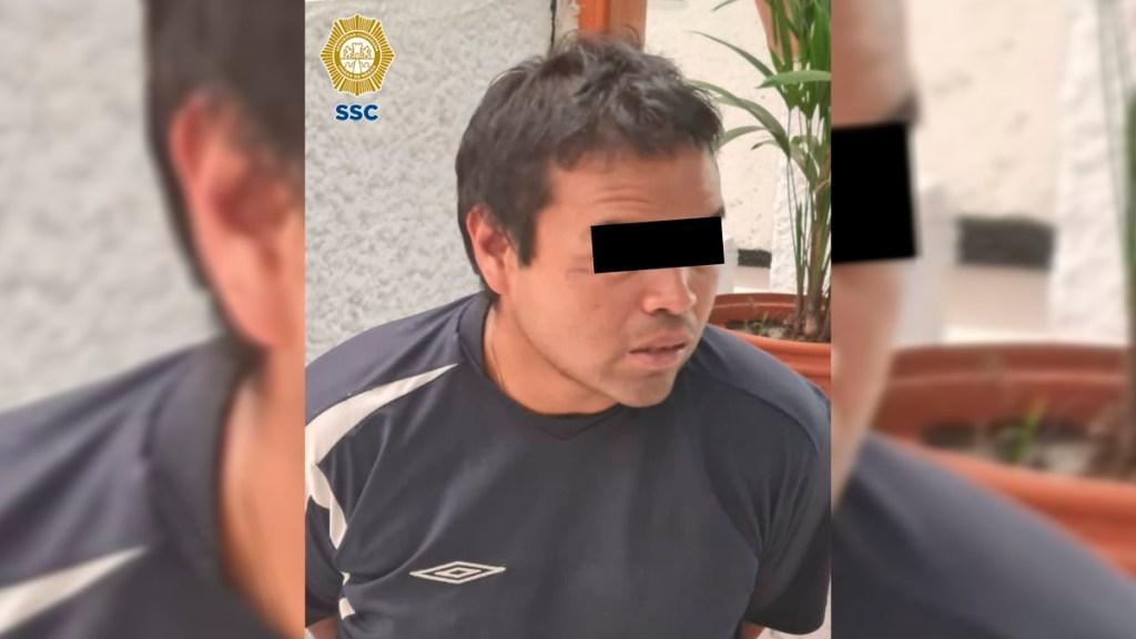 Detienen en Iztacalco a sujeto por maltratar a adulta mayor - Detenido en Iztacalco por maltrato a adulta mayor