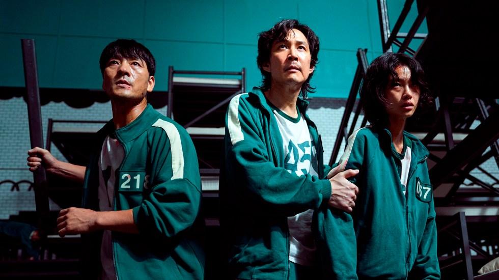 """Aseguran en Norcorea que """"El juego del calamar"""" retrata la realidad surcoreana - El juego del calamar. Foto de EFE / Netflix"""