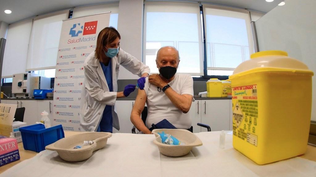 España supera los 5 millones de contagiados con la epidemia controlada - España supera los 5 millones de contagiados con la epidemia controlada. Foto de EFE