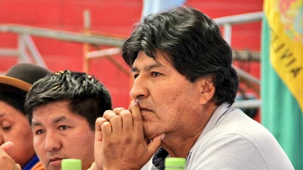 Investigan en Bolivia incidente con helicóptero en que viajaba Evo Morales - Evo Morales