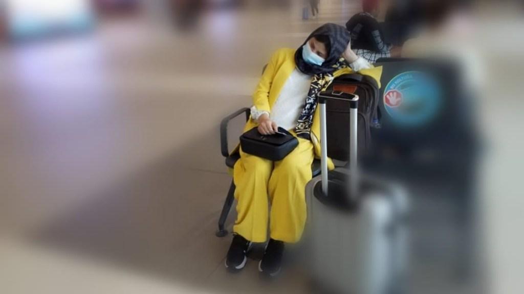 """Migración justifica deportación de pareja afgana por """"inconsistencias"""" - Familia afgana deportación México"""