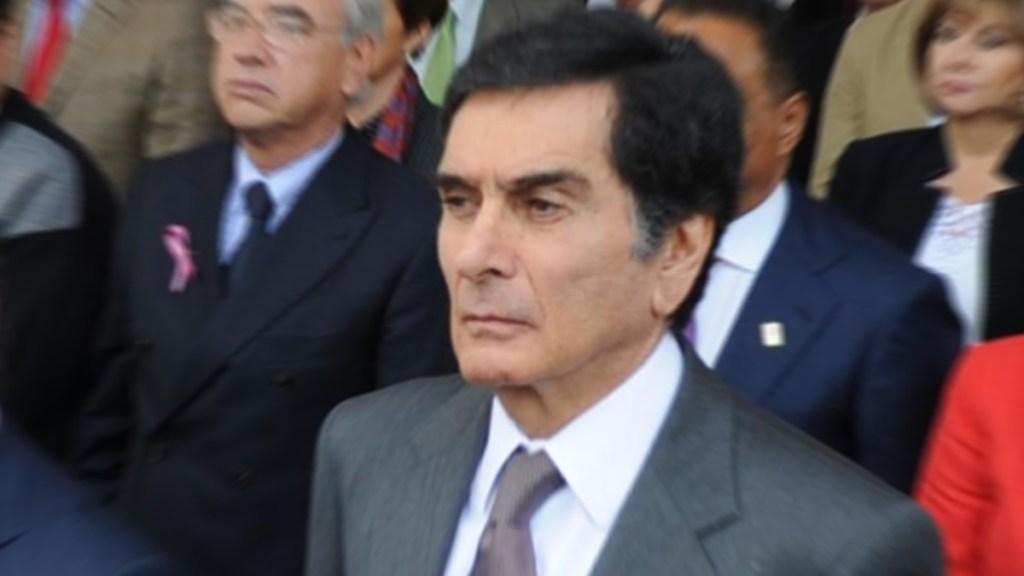 Priistas lamentan la muerte de Fernando Elías Calles - Fernando Elías Calles PRI