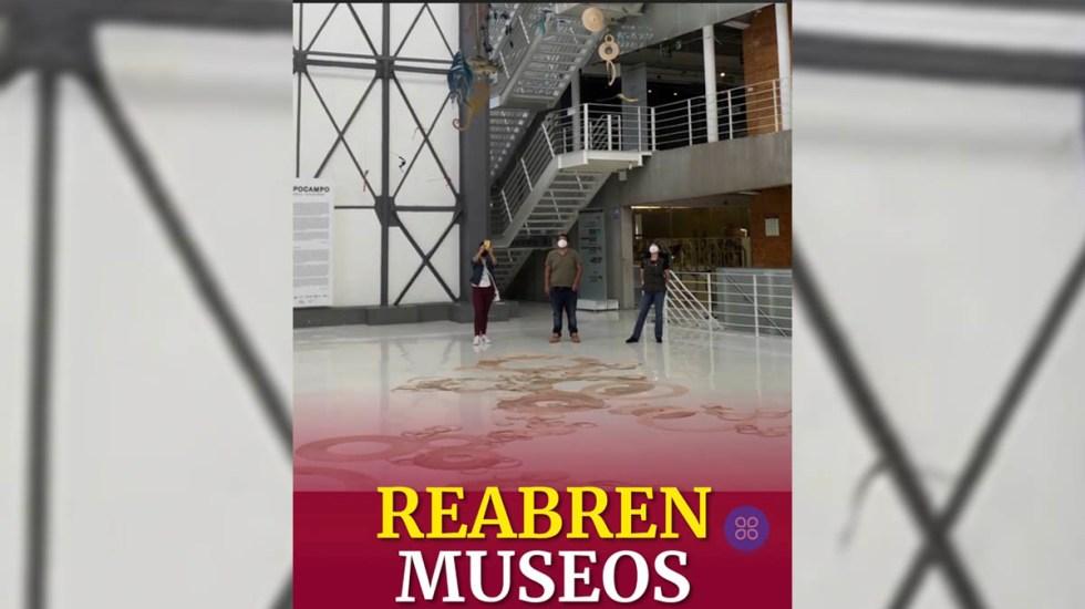 Gaceta UNAM: reabren los museos - Gaceta UNAM