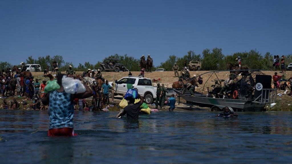 EE.UU. expulsa en 13 días al triple de haitianos que en los últimos 7 meses - EE.UU. expulsa en 13 días al triple de haitianos que en los últimos 7 meses. Foto de EFE