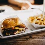 Inseguridad alimentaria y malnutrición es cada vez mas alarmante - hamburguesa alimentaria