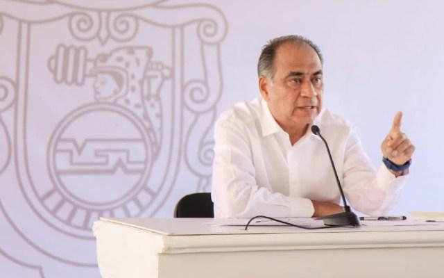 Acuerdan en Guerrero reforzar acciones de seguridad en zonas prioritarias - Héctor Astudillo Guerrero