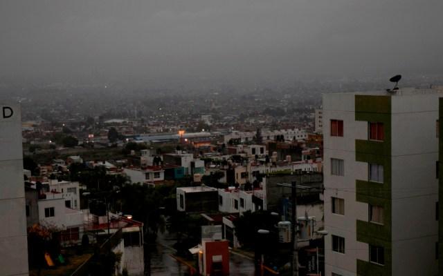 Huracán Rick se degrada a categoría 1 en Michoacán - Huracán Rick Michoacán