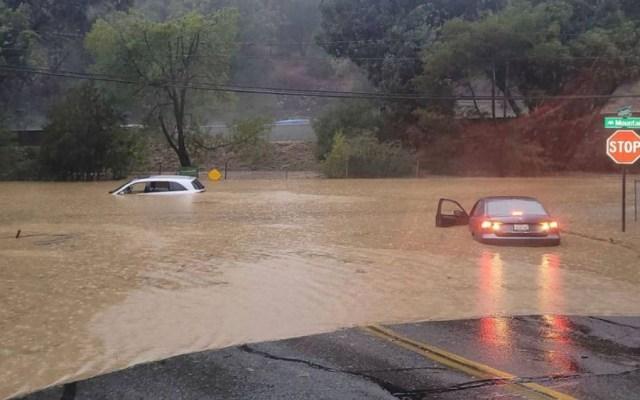Graves inundaciones en California dejan sin electricidad a 380 mil hogares - inundaciones California