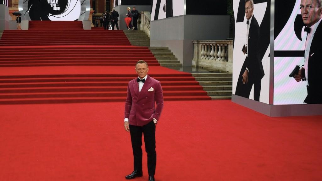 Nueva película de James Bond con mal debut en cines de EE.UU. Foto de EFE