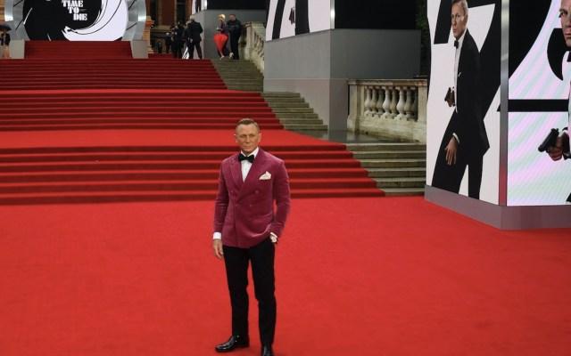 Nueva película de James Bond con mal debut en cines de EE.UU. - Nueva película de James Bond con mal debut en cines de EE.UU. Foto de EFE