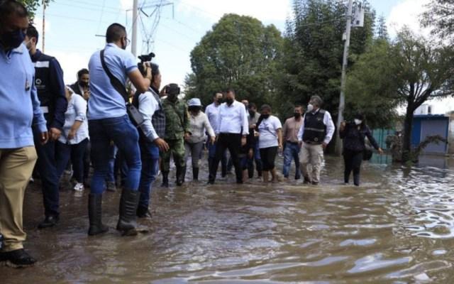 Declaran emergencia en San Juan del Río y Tequisquiapan por inundaciones - LDTV081020214
