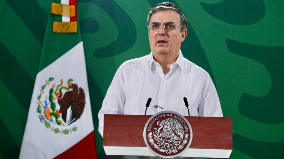 Gobierno de México propondrá a Blinken acabar con Iniciativa Mérida - Marcelo Ebrard SRE Iniciativa Mérida