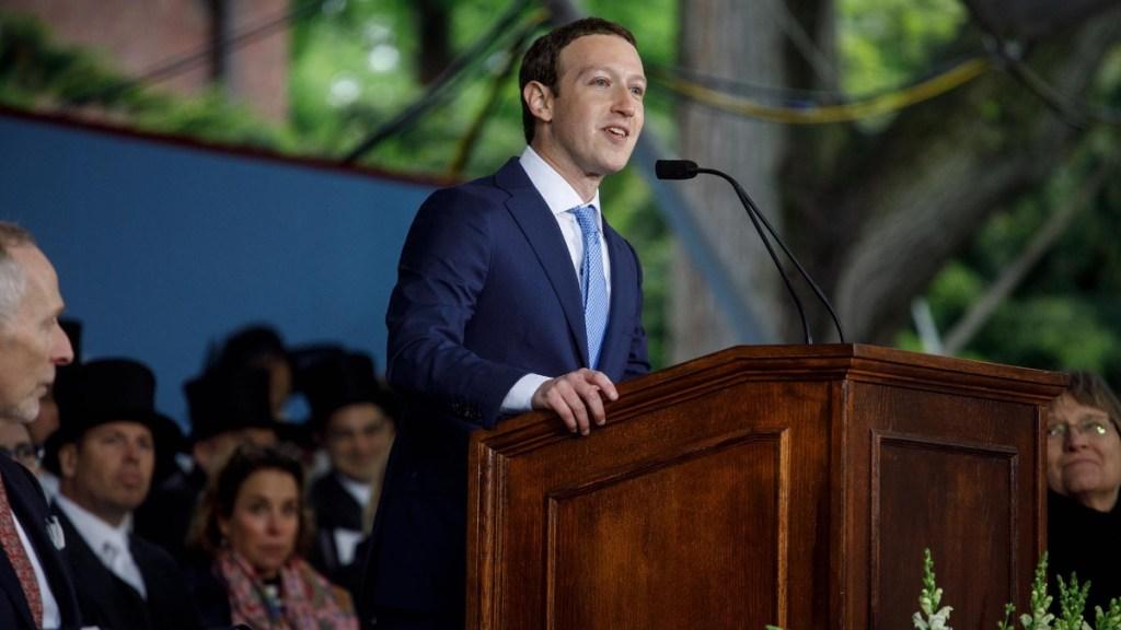 Mark Zuckerberg rechaza señalamientos de exempleada sobre Facebook - Mark Zuckerberg Facebook