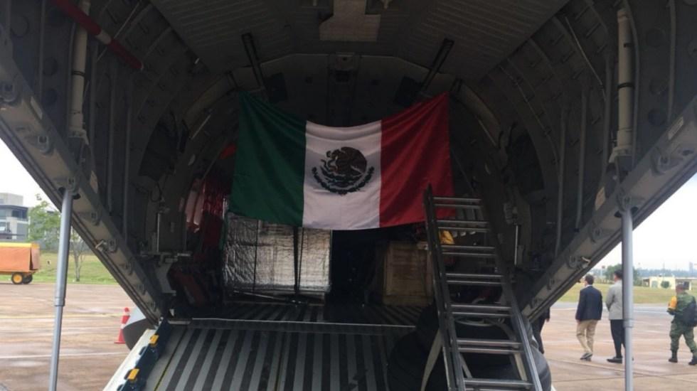 México dona por segunda ocasión 150 mil dosis de vacunas a Paraguay - México Chile donación vacunas Paraguay Astrazeneca