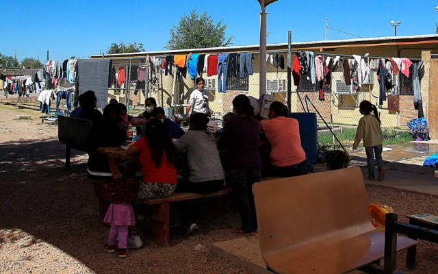 Violencia y miedo persiguen a migrantes llegados al norte de México - migrantes Ciudad Juárez México