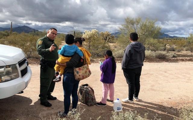 EE.UU. detuvo a más a de 1.7 millones de migrantes en la frontera con México - EE.UU. detuvo a más a de 1.7 millones de migrantes en la frontera con México. Foto de EFE