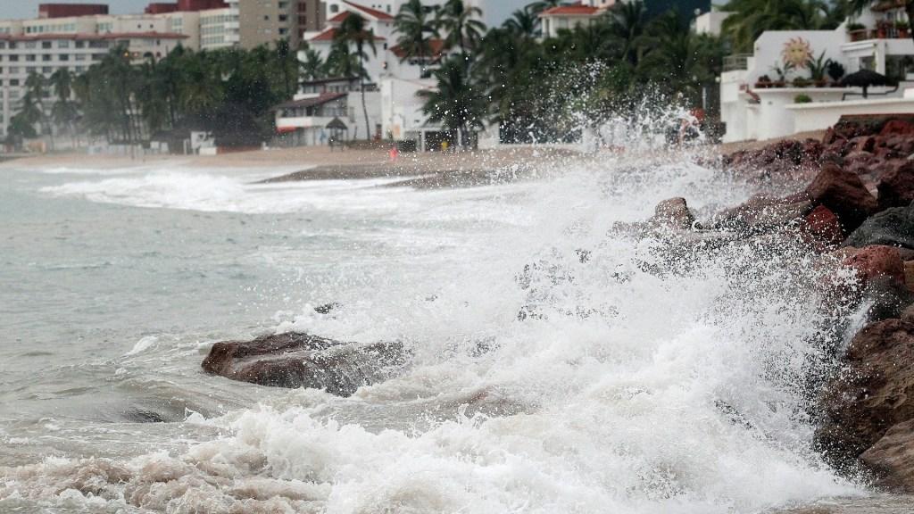 Pamela se degrada a tormenta tropical - Pamela tormenta Jalisco