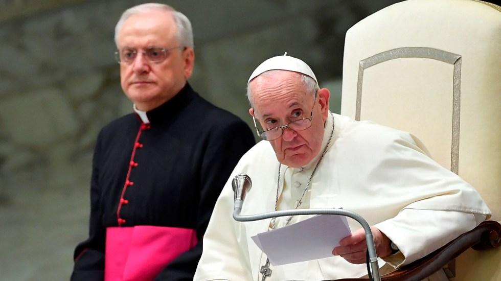 """Francisco expresa su """"vergüenza"""" por incapacidad de Iglesia en casos de abusos - Papa Francisco"""