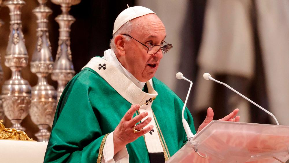 """Francisco pide al G20 una salida creativa y """"universal"""" a crisis pandémica - papa Francisco"""