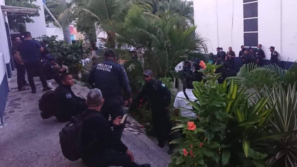 Guerrero: Policías de Acapulco levantan paro de labores - paro Acapulco policías