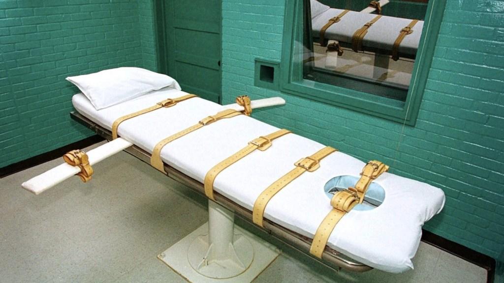 Macron critica a países que aplican la pena de muerte. Foto de EFE