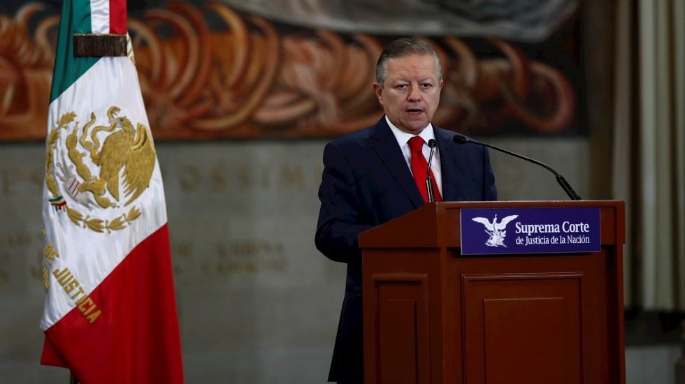 SCJN no anuló el derecho a la objeción de conciencia: Arturo Zaldívar - SCJN Arturo Zaldívar Objeción de conciencia
