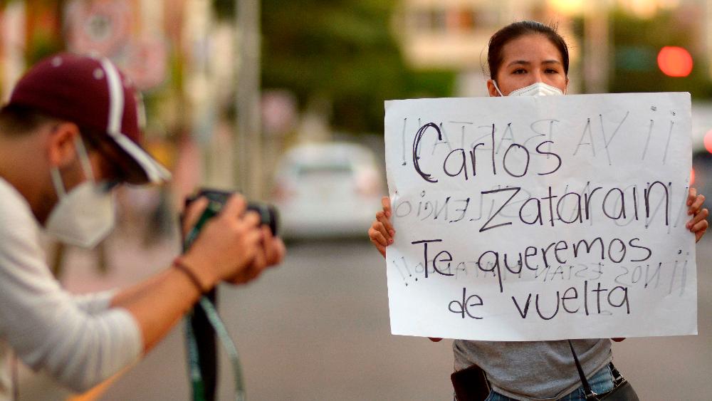 secuestros periodistas