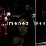 Funcionarios de Fiscalía capitalina agreden en Azcapotzalco a mujer que los sorprendió con bebidas alcohólicas
