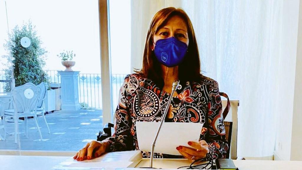 México no abordó reforma eléctrica con socios comerciales en G20 - Tatiana Clouthier ante G20