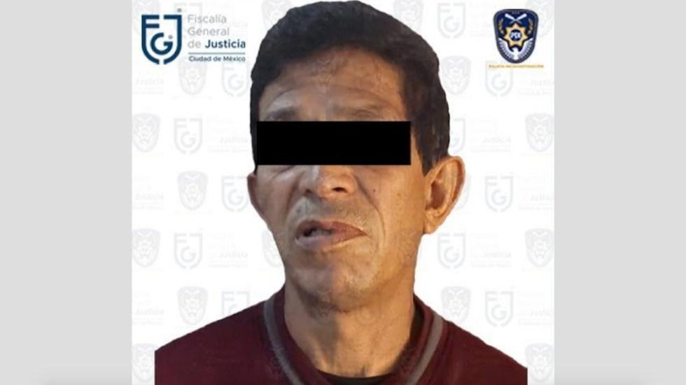 Detienen en CDMX a presunto violador serial; habría realizado 27 ataques - violador serial CDMX