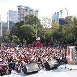 01 dic 2012 AMLO-Ángel de la Independencia 11