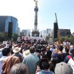 01 dic 2012 AMLO-Ángel de la Independencia 16