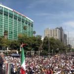 01 dic 2012 AMLO-Ángel de la Independencia 2