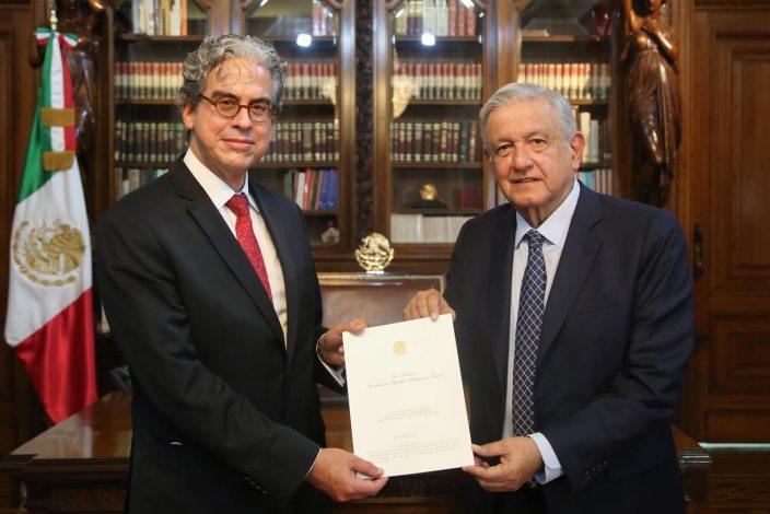 Marcelo Prieto Jiménez, embajador de Costa Rica
