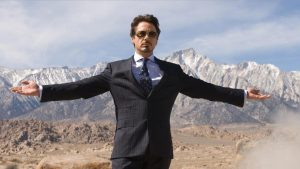 Tony Stark, un exemple de narcissique grandiose