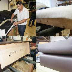 Custom Sofa Maker Los Angeles Ashford Small Next Restaurant Booth Upholstery Commercial Hotels