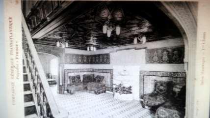 Escal' Atlantic-Salon mauresque 1912-©CuriousCat
