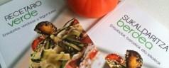 'Recetario verde'. Raíz vasca y espíritu mediterráneo