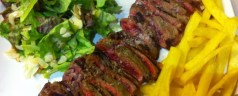 L'Entrecot (Bilbao). 300 gramos de carne exquisita