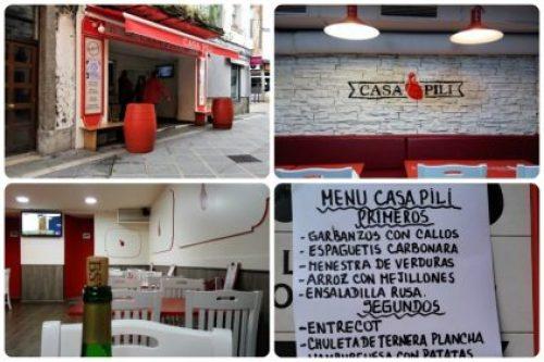 Fachada y más detalles de la remozada Casa Pili (fotos: Cuchillo)