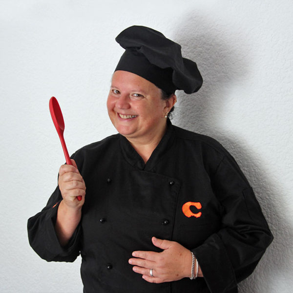Chef Marell Rojas Le-Fort